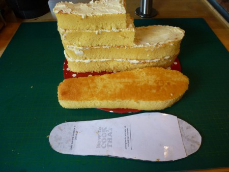 Chuck-3D Torte